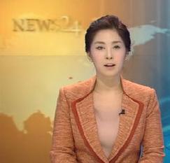 播�_韩国女主播穿肉色打底衫 难以区分引热议