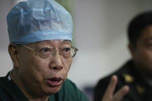 """卫生部副部长:""""三高合唱团""""多数高官愿捐献器官"""