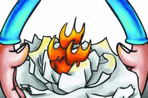 【评一评】三十二期:隐瞒犹如纸包着火
