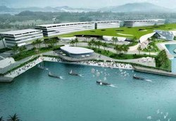 深圳宝安中心区将建欢乐海岸 占地17万平方米