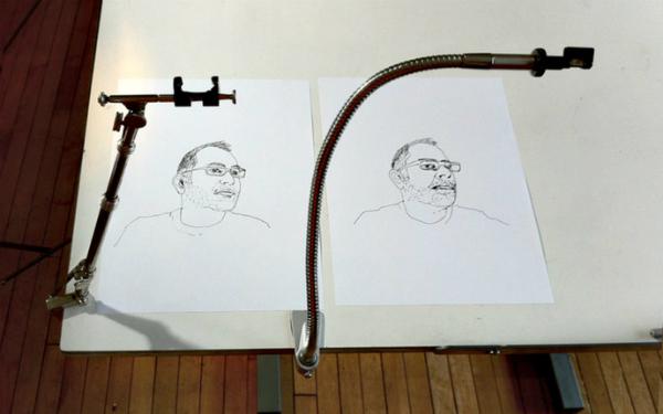 你看到的都可以跃然纸上 让绘画更容易
