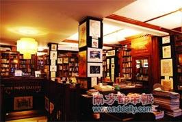 房租税费压力大网上书店抢客源 实体书店有点撑不住