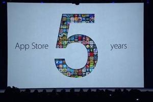 App Store五周年:盘点历年最佳应用