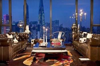 上海六大浪漫情侣酒店