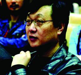 许子东 香港岭南大学中文系教授兼系主任