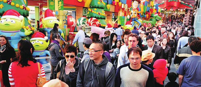 旅游局释法:旅行社仍可有条件安排购物项目