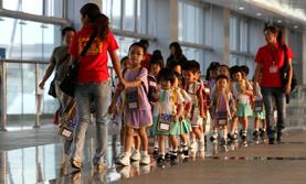 跨境学童高峰将持续到2018年