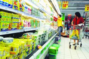 超市商场普遍太凉 23.3℃