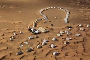 跟我去火星吧 撒哈拉火星旅馆