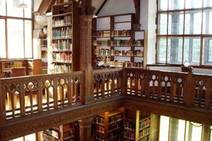 入住全球九大图书馆酒店