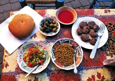 摩洛哥美食地图:三毛最爱的街边小吃