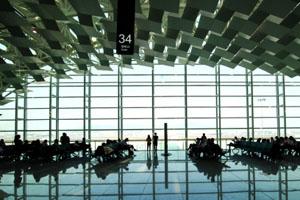 先睹为快 深圳机场新航站楼