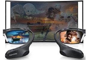 新型电视技术问世 可让夫妻同时观看不同节目