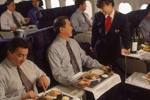 飞行中你要知道的那些礼仪