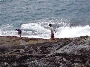 浙江台州理科状元泰国游玩被巨浪卷走(图)