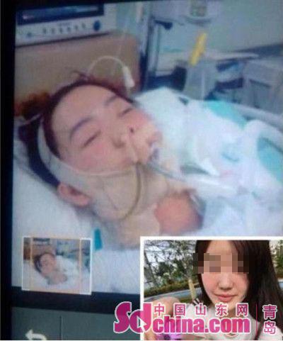 少女整容后死亡 青岛华韩医院欲赔钱私了