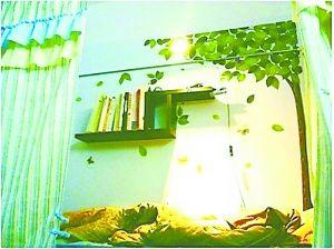 有专家分析称,现在95后大学男生更加热衷于装修,设计寝室,实际上Ty8天游图片