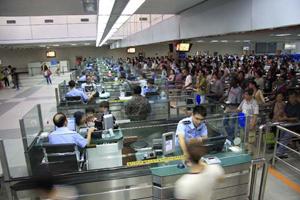 香港出入境将进入无签章时代