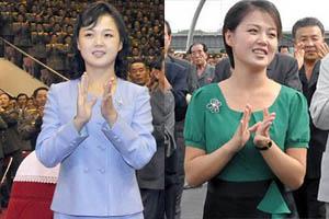 """朝鲜第一夫人李雪主""""白富美""""穿搭之道"""