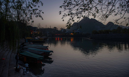 茶峒小镇 浓缩的边城民族风情