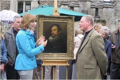 英国神父花400英镑买到名师真迹 估价40万英镑