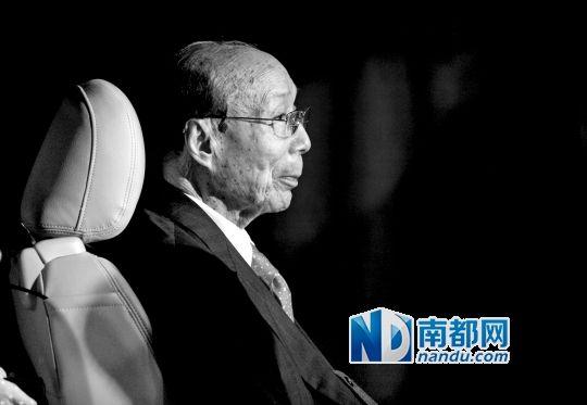无线高官评老板邵逸夫:从没有干预新闻运作