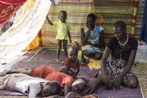 南苏丹人道局势恶化 联合国划拨1500万美元救援