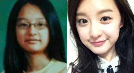 申世京金素妍许嘉允 韩国女星出道旧照揭整容史