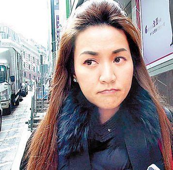 传有小三哑忍两年 香港女星黎瑞恩含泪避谈婚变