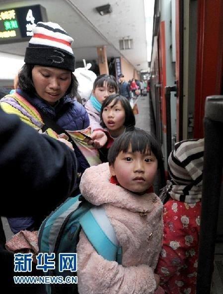 春节前每天50万人乘火车离京 北上广变得很空虚