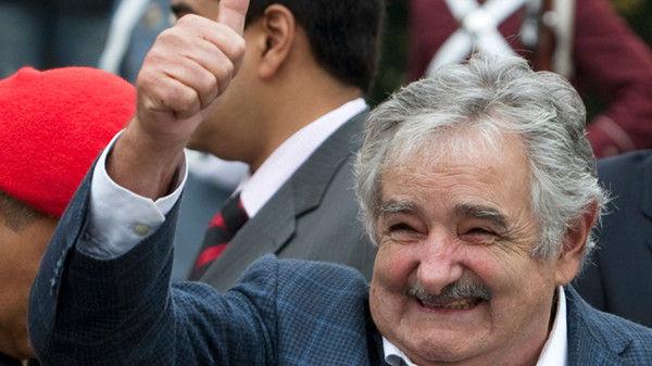 外媒:乌拉圭总统推大麻合法化获诺奖和平奖提名(图)