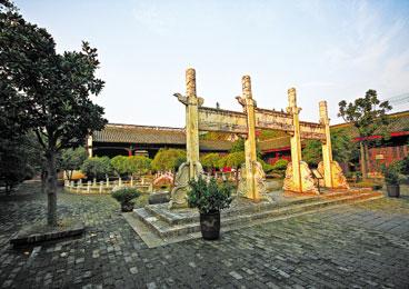 安徽桐城:昔日文坛领袖地