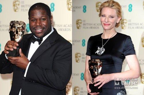 英国学院奖BAFTA揭晓 《为奴》获封最佳影片