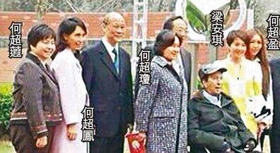 92岁赌王现身为雕塑揭幕 入院传闻不攻自破