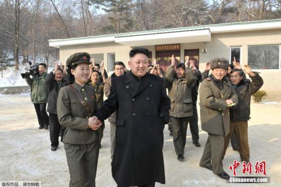 金正恩视察朝鲜人民军工厂 要求供给更多食品