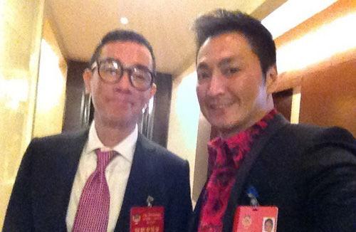 陈小春任惠州市政协特聘委员 坦言:很多事想做