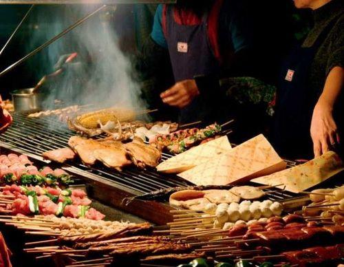 味蕾狂欢 台式美食范儿从早餐吃到夜市