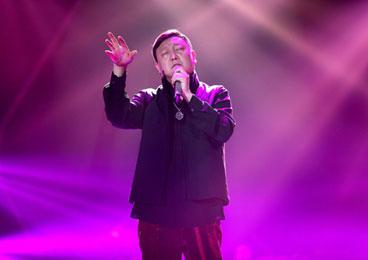 《我是歌手》韩磊玩新招 加入童声宛如天籁