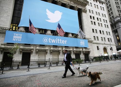 Twitter月活跃新增用户数量大幅下降