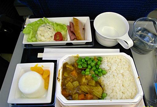 国内的飞机餐为什么这样难吃?