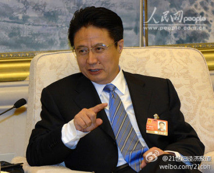 """海南省委书记谈""""大老虎"""":传闻跟事实不一样"""