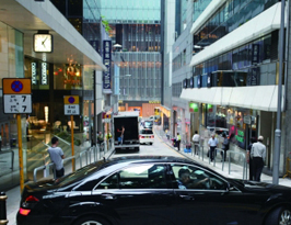 香港如何重构人与车的关系