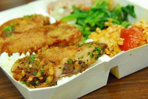 还吃三宝饭?广州上班族午餐的新选择