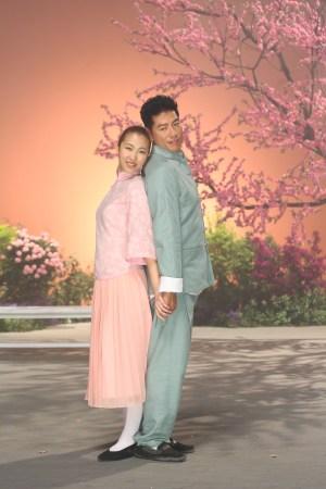 王若琳歌声打动张耀扬 卖命练舞跨刀演出MV