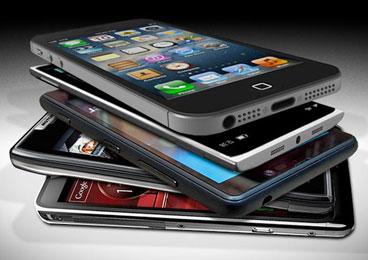 今年中国和印度智能手机合并销量将达5亿部