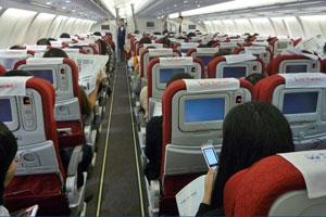 乘坐飞机时若灾难发生 如何自救?