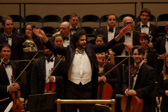 曼哈顿交响乐团多媒体音乐会4月登陆北京保利剧院