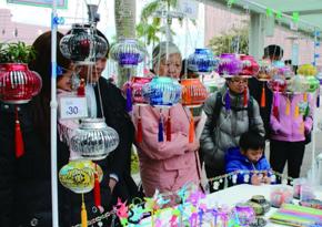 """香港伙伴创意市集不""""卖深"""",只""""卖艺"""""""