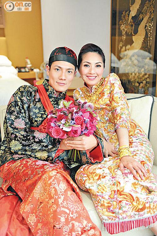 杨千嬅婚照遭盗用 发声明保留追究权利