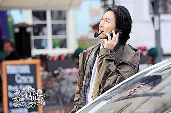 《盗马记》郑伊健:想当普通人像发哥一样